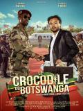 Affiche de Le Crocodile du Botswanga
