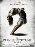 Affiche de Le Dernier exorcisme : Part II