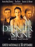Affiche de Le Dernier signe