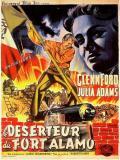 Affiche de Le Déserteur de Fort Alamo