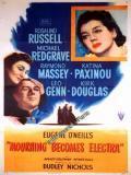 Affiche de Le Deuil sied à Electre