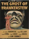 Affiche de Le Fantôme de Frankenstein