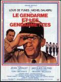 Affiche de Le Gendarme et les gendarmettes
