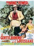 Affiche de Le Gentilhomme de la Louisiane
