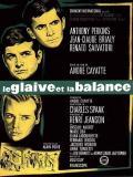 Affiche de Le Glaive et la balance