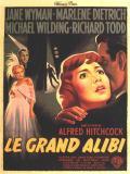 Affiche de Le Grand Alibi