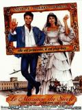 Affiche de Le Mariage du siècle
