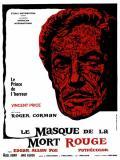 Affiche de Le Masque de la mort rouge