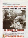 Affiche de Le Pays de la violence