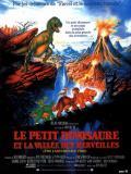 Affiche de Le Petit dinosaure et la vallée des merveilles