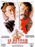 Affiche de Le Retour de Don Camillo