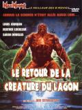 Affiche de Le Retour de la créature du lagon