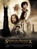 Affiche de Le Seigneur des anneaux : les deux tours