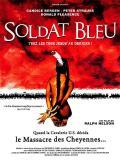 Affiche de Le Soldat bleu