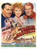 Affiche de Le Traître du Far-West