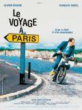 Affiche de Le Voyage a Paris