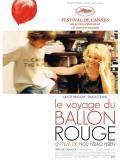 Affiche de Le voyage du ballon rouge