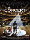 Affiche de Le concert