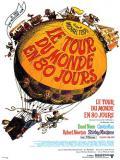 Affiche de Le tour du monde en 80 jours