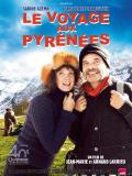 Affiche de Le voyage aux Pyrénées