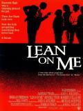Affiche de Lean on me