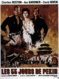 Affiche de Les 55 jours de Pekin