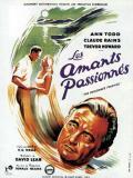 Affiche de Les Amants passionnés