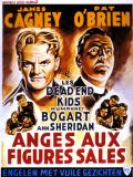 Affiche de Les Anges aux figures sales