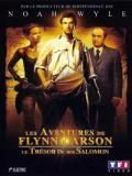 Affiche de Les Aventures de Flynn Carson : le trésor du Roi Salomon (TV)
