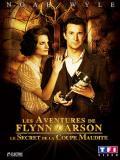 Affiche de Les Aventures de Flynn Carson : Le secret de la coupe maudite