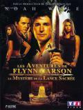 Affiche de Les Aventures de Flynn Carson : le mystère de la lance sacrée (TV)