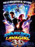 Affiche de Les Aventures de Shark Boy et Lava Girl