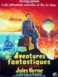 Affiche de Les Aventures fantastiques