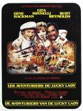 Affiche de Les Aventuriers du Lucky Lady