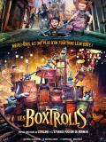 Affiche de Les Boxtrolls