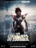 Affiche de Les Chevaliers du Zodiaque La L�gende du Sanctuaire