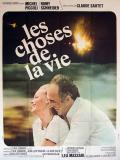 Affiche de Les Choses de la vie