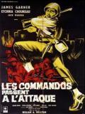 Affiche de Les Commandos passent à l