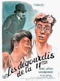 Affiche de Les Dégourdis de la onzième