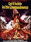 Affiche de Les Dix commandements
