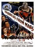 Affiche de Les Envahisseurs de la planète rouge