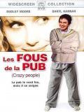 Affiche de Les Fous de la pub