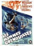 Affiche de Les Hommes-grenouilles