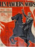 Affiche de Les Lanciers noirs