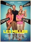 Affiche de Les Miller, une famille en herbe