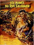Affiche de Les Mines du roi Salomon