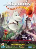 Affiche de Les Moomins et la chasse à la comète