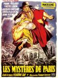 Affiche de Les Mystères de Paris