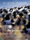 Affiche de Les Parisiens