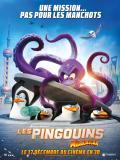 Affiche de Les Pingouins de Madagascar